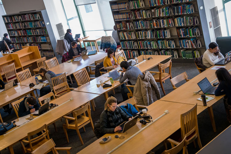 The Future of Libraries | Massachusetts Institute of Technology